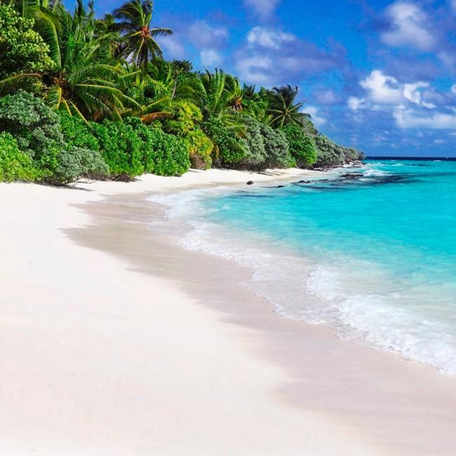 Нескучные Мальдивы