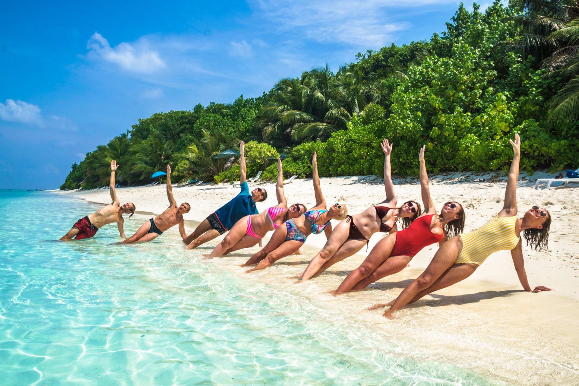 Нескучные-Мальдивы life4travel